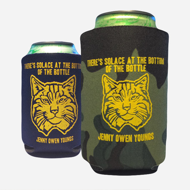 Bobcat Koozie - Jenny Owen Youngs - Hello Merch