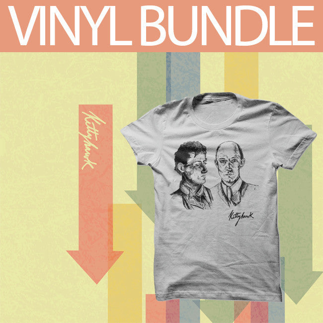 Kittyhawk Vinyl Bundle - Kittyhawk - Hello Merch