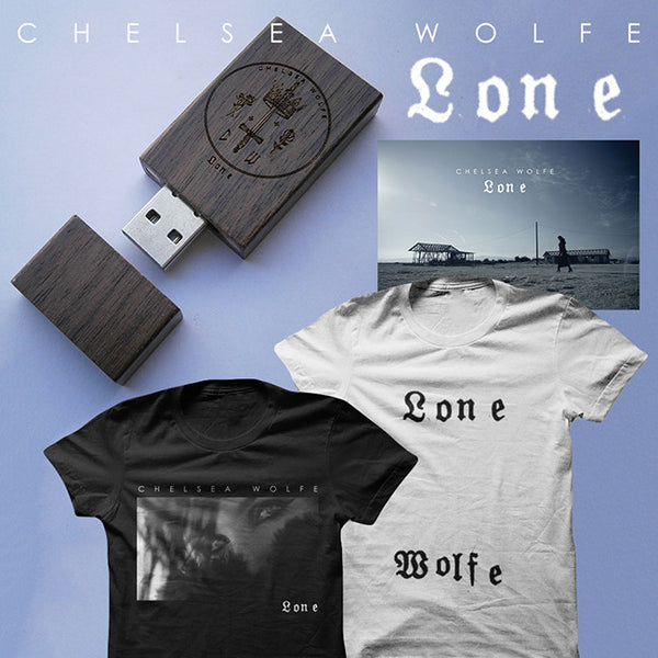 Lone Film Deluxe USB Bundle by Chelsea Wolfe for sale on hellomerch.com