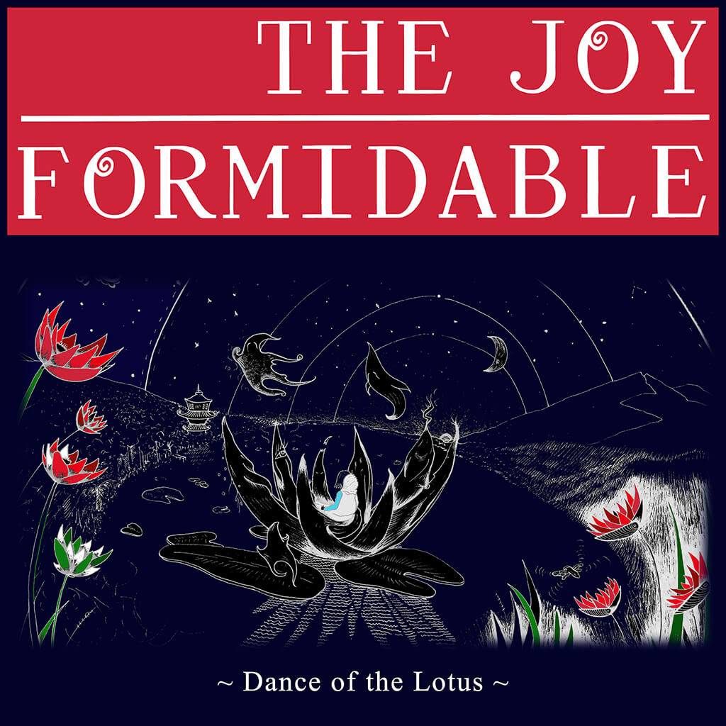 Dance of the Lotus Digital - The Joy Formidable - Hello Merch