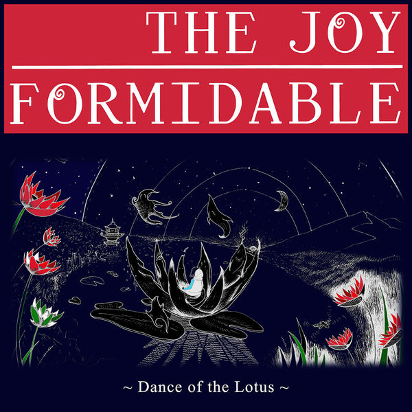 Dance of the Lotus Digital by The Joy Formidable for sale on hellomerch.com