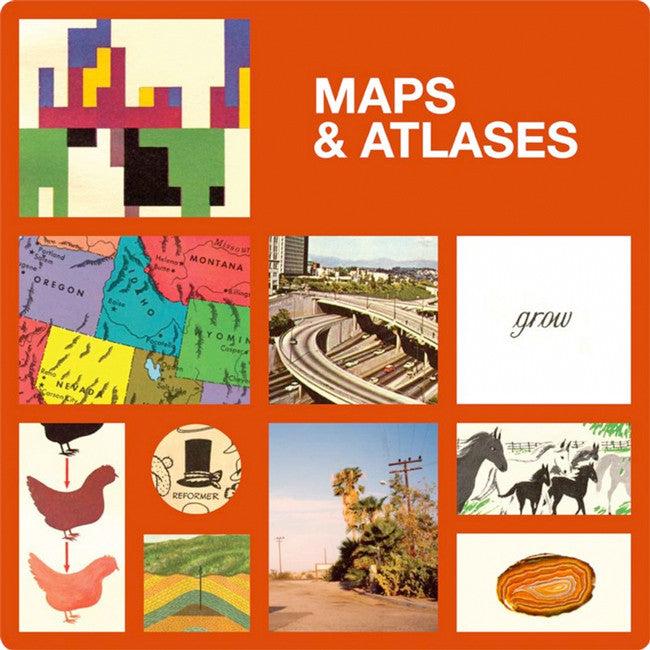 You And Me And The Mountain CD - Maps & Atlases - Hello Merch