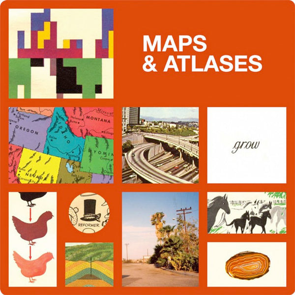 You And Me And The Mountain CD by Maps & Atlases for sale on hellomerch.com