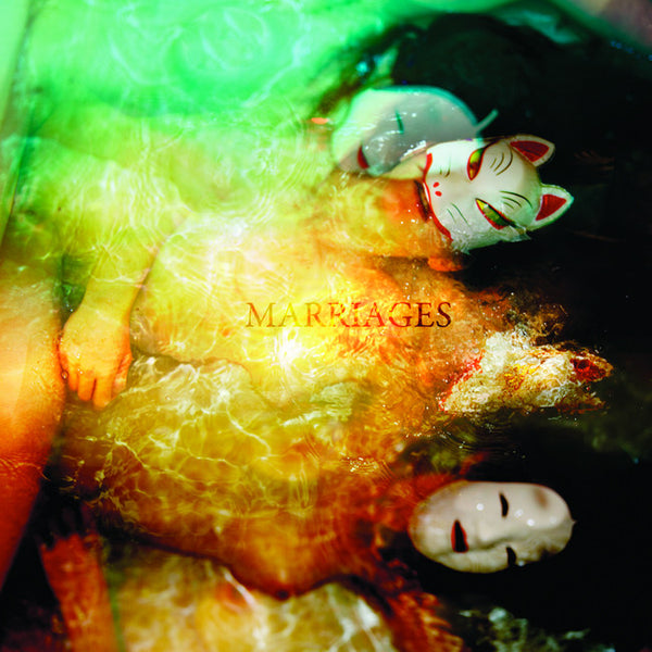 Kitsune CD by Marriages for sale on hellomerch.com