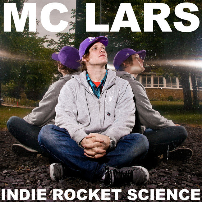 """Indie Rocket Science"" CD"