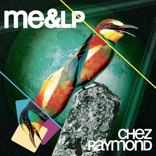 Chez Raymond CD - ME & LP - Hello Merch