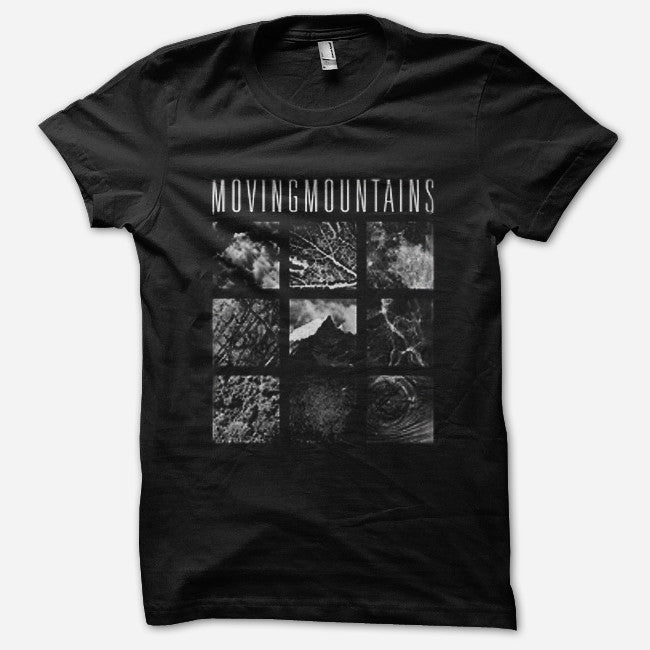 Dobi T-Shirt - Moving Mountains - Hello Merch