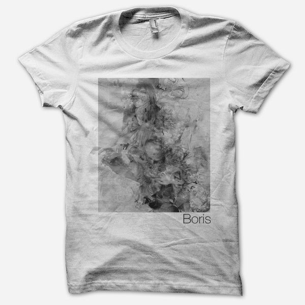 New Album T-Shirt by Boris for sale on hellomerch.com