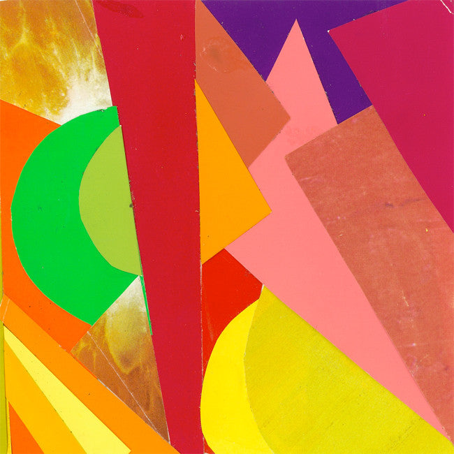 Psychic Chasms Deluxe CD - Neon Indian - Hello Merch