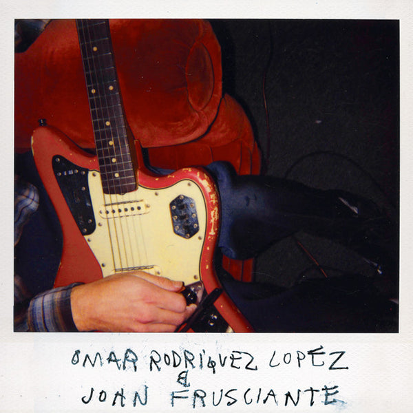 Omar Rodriguez Lopez & John Frusciante CD by Omar Rodriguez Lopez for sale on hellomerch.com