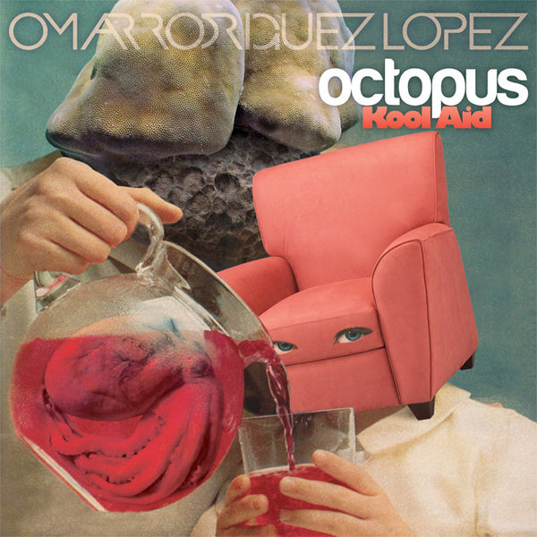 ORL - Octopus Kool Aid CD by Omar Rodriguez Lopez for sale on hellomerch.com