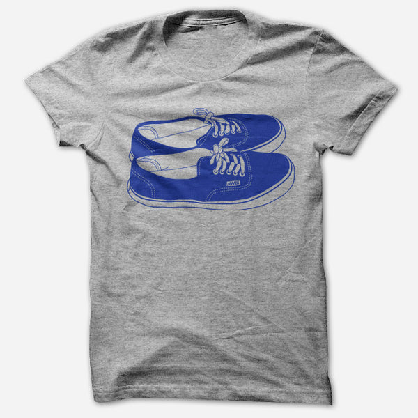 Shoes T-Shirt by Owen for sale on hellomerch.com