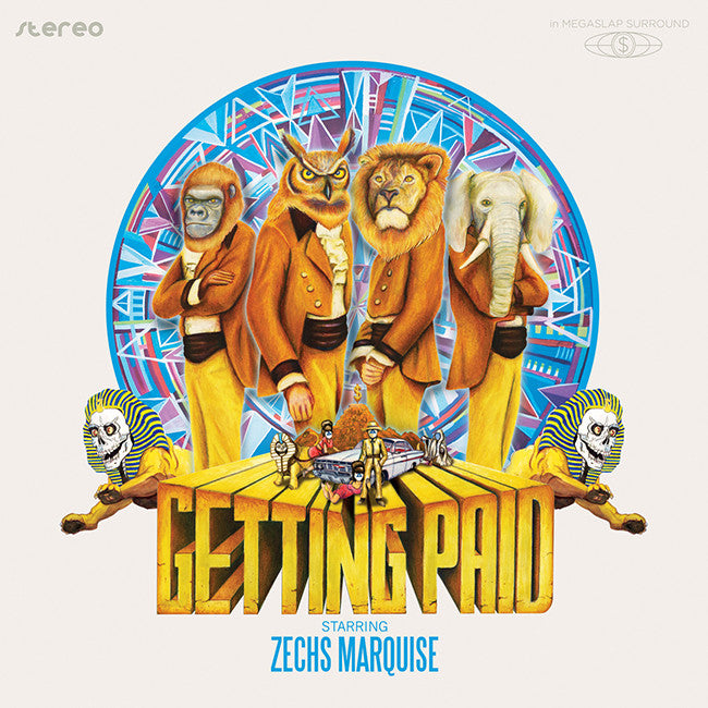 Zechs Marquise - Getting Paid