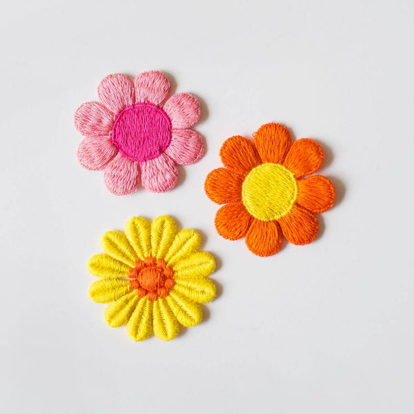 Flower Power Patches by Oui Fresh for sale on hellomerch.com
