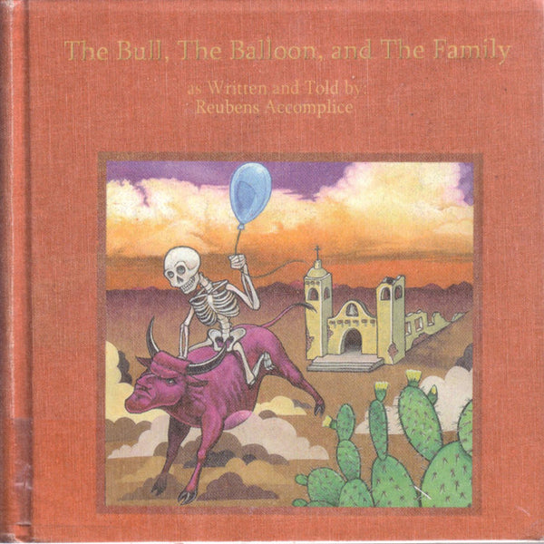 The Bull, The Balloon, and The Family CD by Reubens Accomplice for sale on hellomerch.com