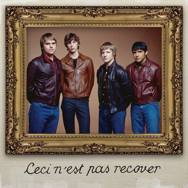 Recover - Ceci N'est Pas (EP) CD - Fiddler Records - Hello Merch