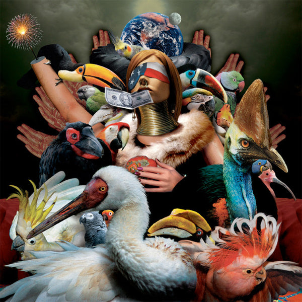 Mandala CD by RX Bandits for sale on hellomerch.com