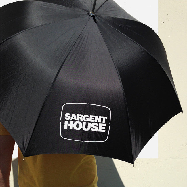 Sargent House Umbrella - Sargent House - Hello Merch