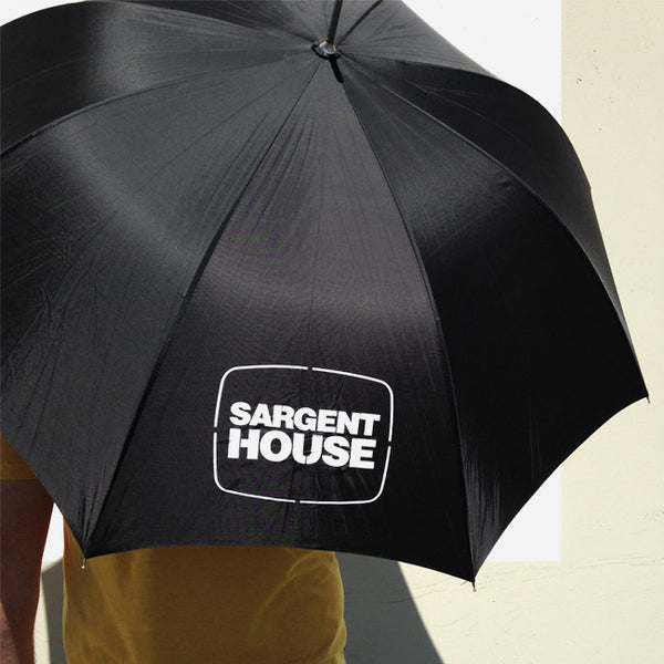 Sargent House Umbrella by Sargent House for sale on hellomerch.com