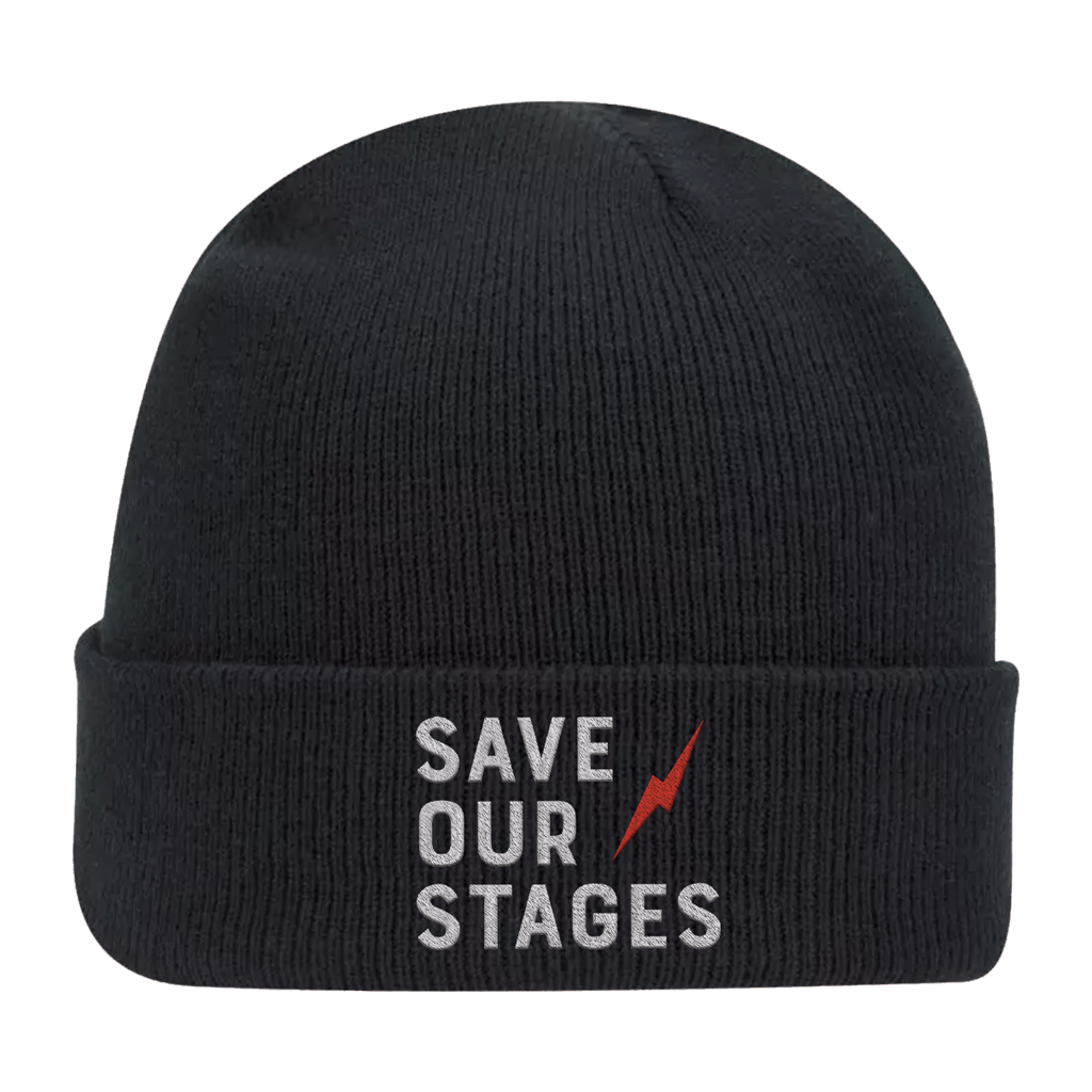 Save Our Stages Beanie