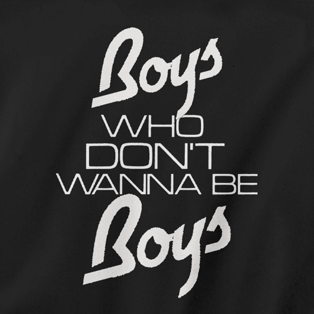 Seth Bogart - Boys Who Don't Want To Be Boys Tote Bag