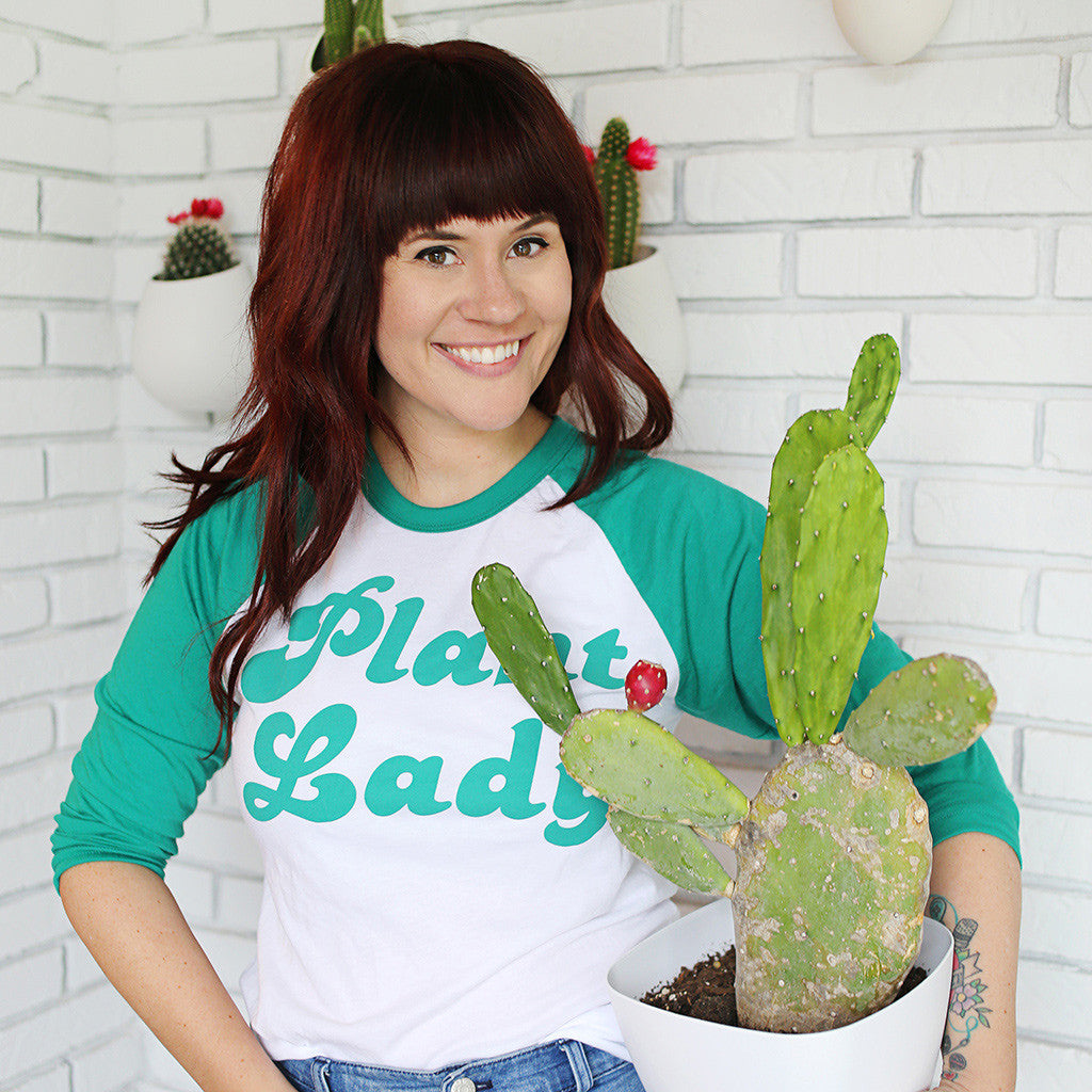 Plant Lady - Green - Oui Fresh - Hello Merch