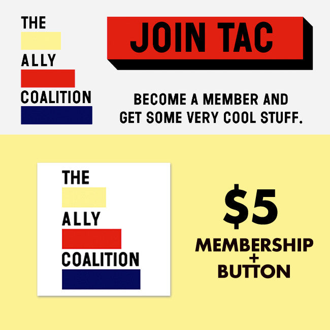 Level One Membership - The Ally Coalition - Hello Merch