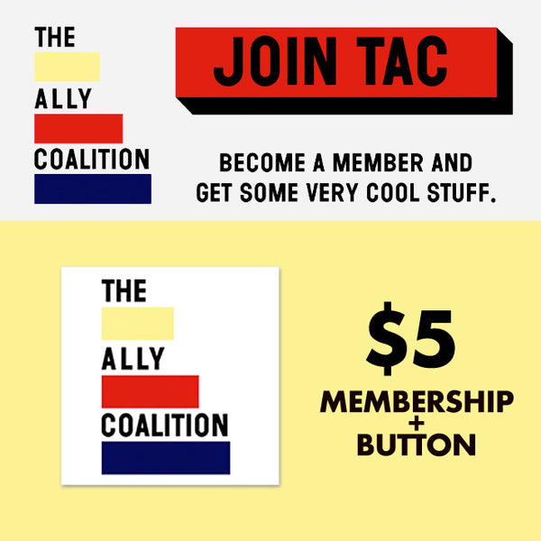 Level One Membership by The Ally Coalition for sale on hellomerch.com