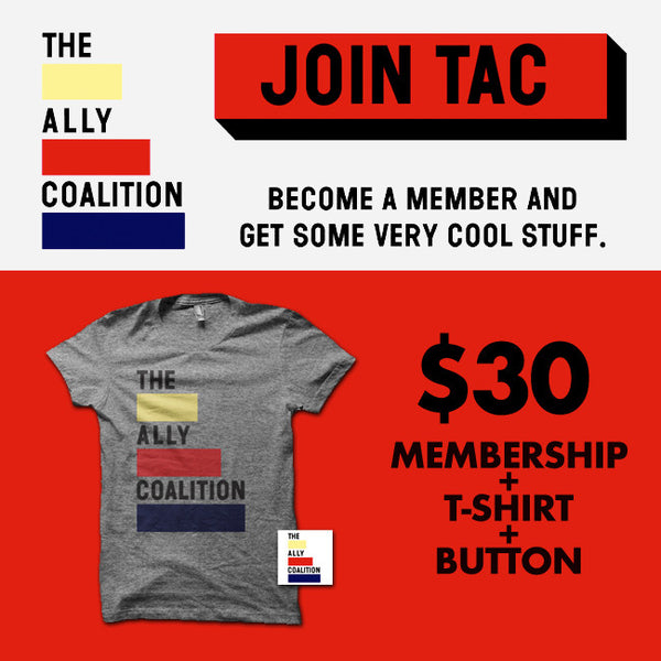 Level Two Membership by The Ally Coalition for sale on hellomerch.com