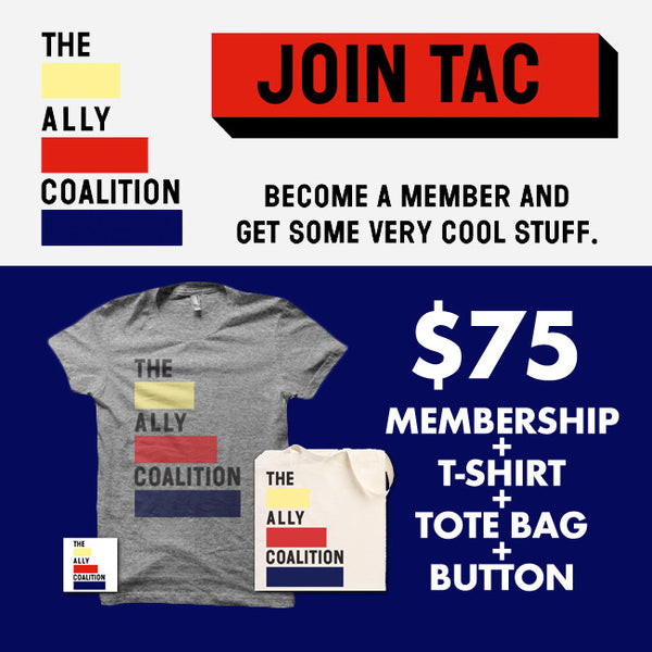 Level Three Membership by The Ally Coalition for sale on hellomerch.com