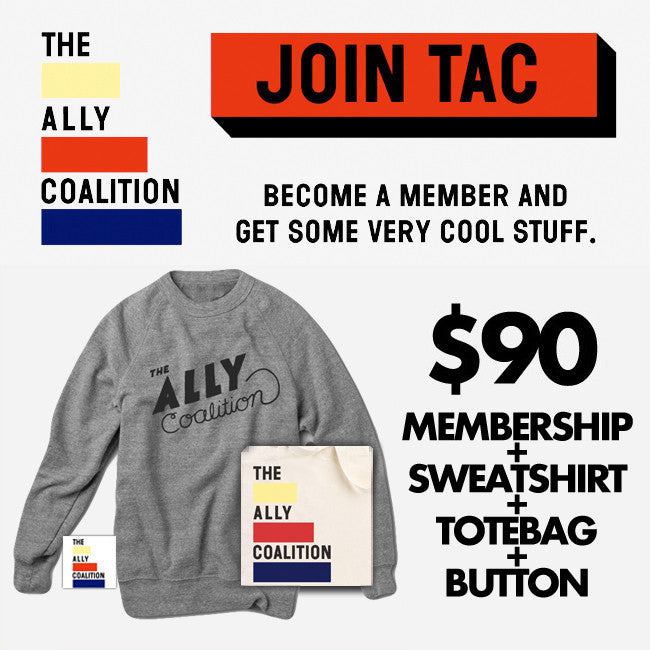 Level Four Membership - The Ally Coalition - Hello Merch