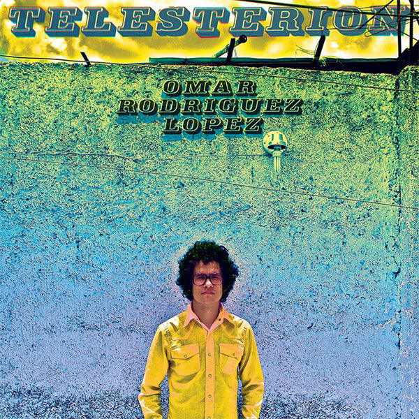 ORL - Telesterion CD by Omar Rodriguez Lopez for sale on hellomerch.com