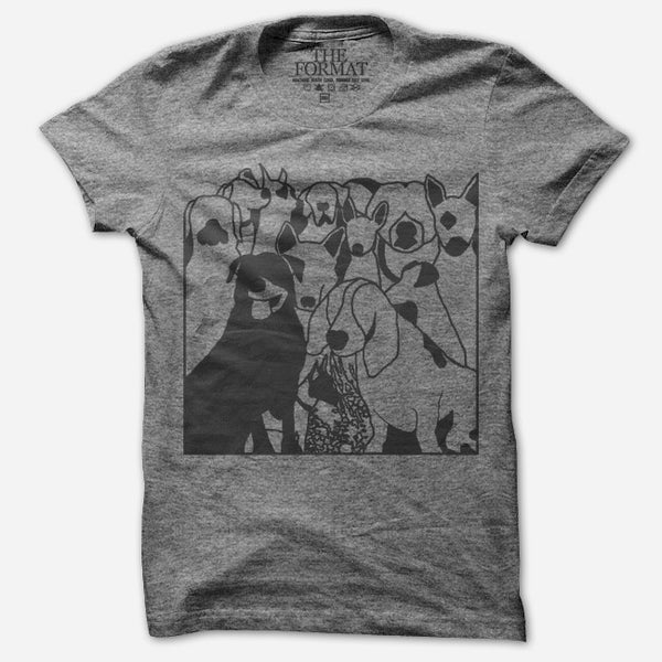 Dog Problems Tri-Blend by The Format for sale on hellomerch.com