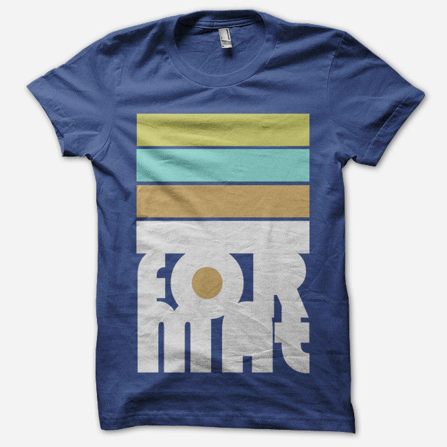 TF Flag T-Shirt - The Format - Hello Merch