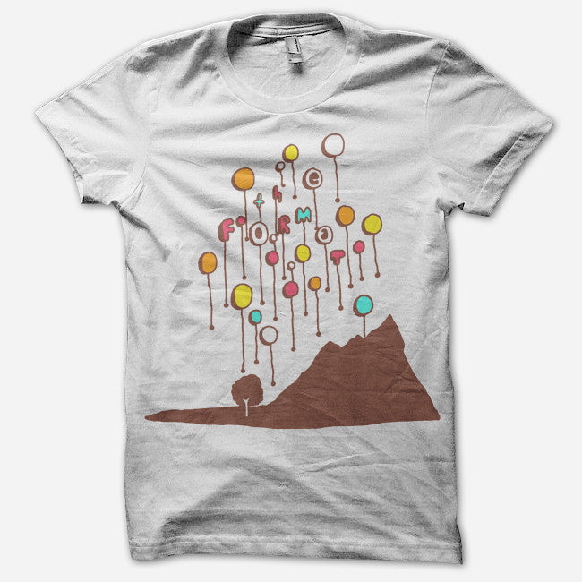 Balloons T-Shirt - The Format - Hello Merch