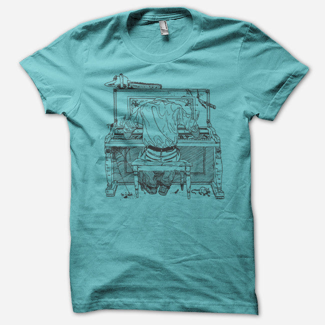 Headless Piano T-Shirt