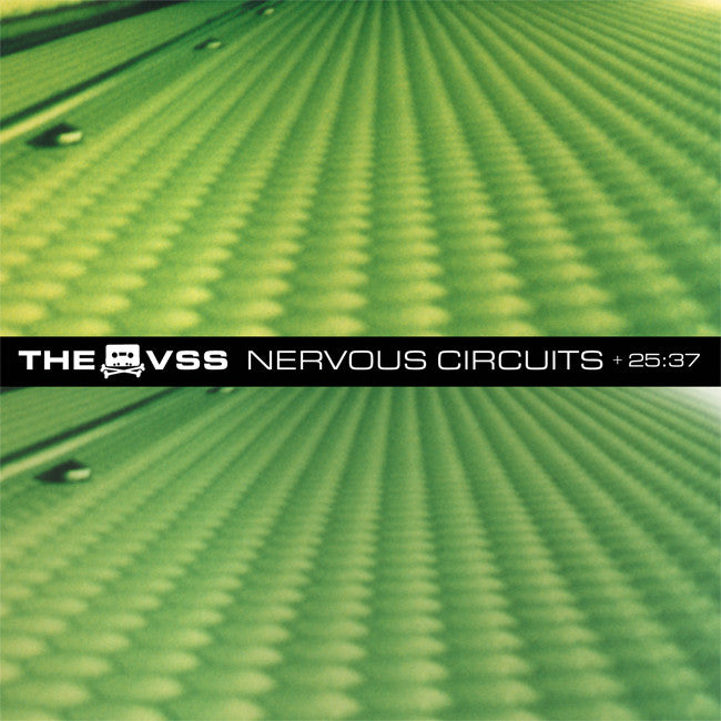 "Nervous Circuits + 25:37 Double Green & Black 12"" LP + Poster"