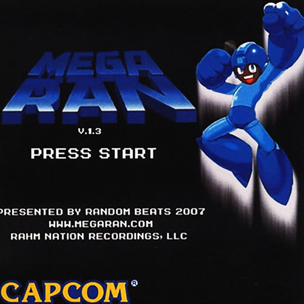 Mega Ran v1.3 CD by Mega Ran for sale on hellomerch.com