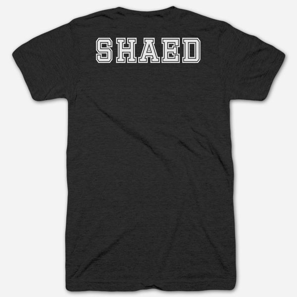 SHAED Tee White by SHAED for sale on hellomerch.com