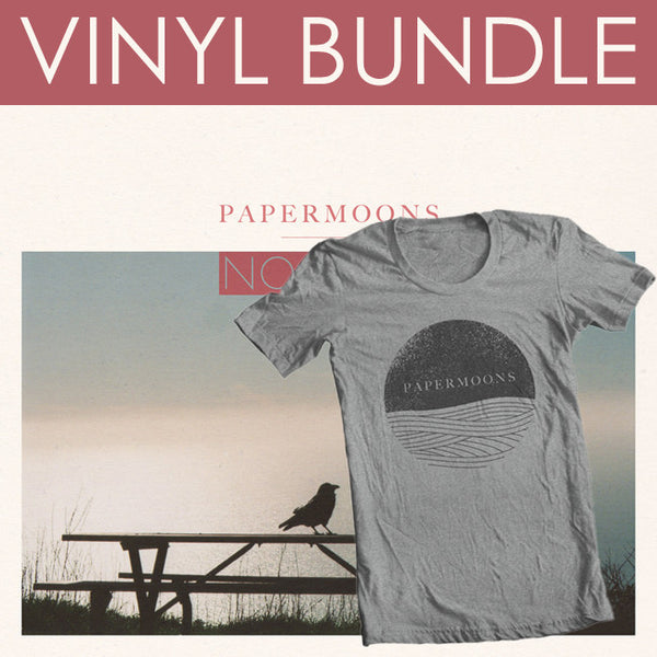 No Love LP Bundle by Paper Moons for sale on hellomerch.com