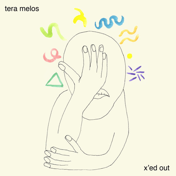 X'ed Out by Tera Melos for sale on hellomerch.com