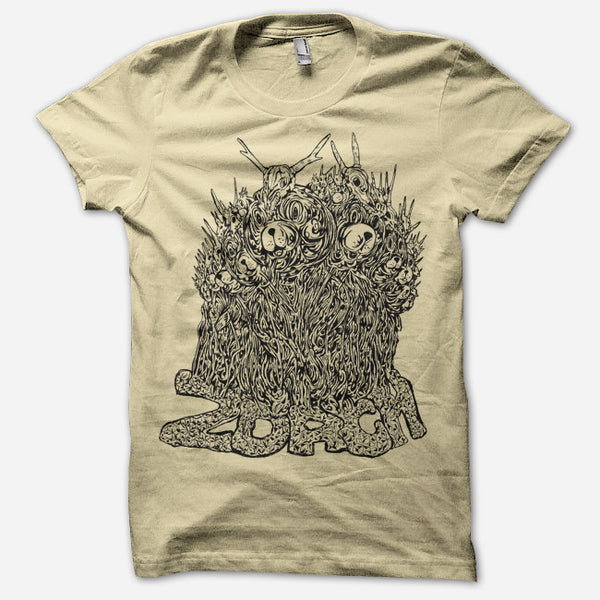 Zorchbears Butter T-Shirt by Zorch for sale on hellomerch.com