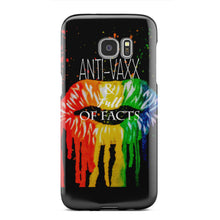 Load image into Gallery viewer, Dripping Rainbow Lips Anti-Vaxx Phone Case