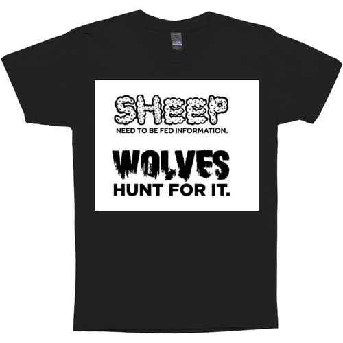 Sheep & Wolves T-Shirt