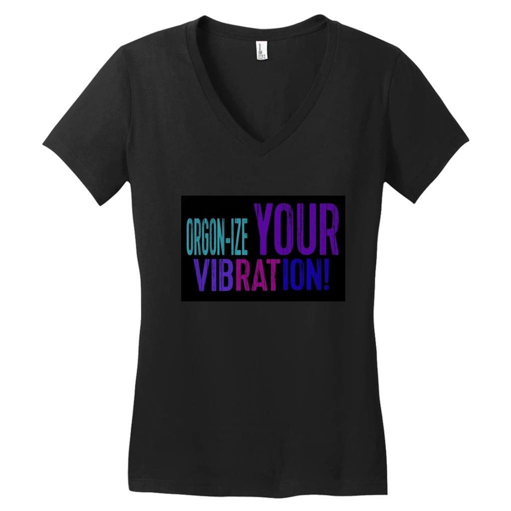 Carpe Diem Nursing Women's Black V-Necks