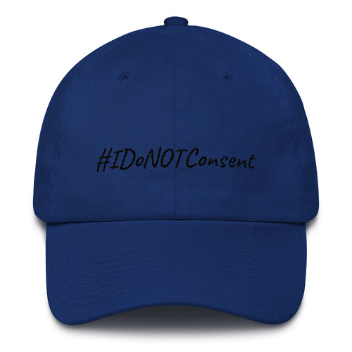 I Do NOT Consent Cap