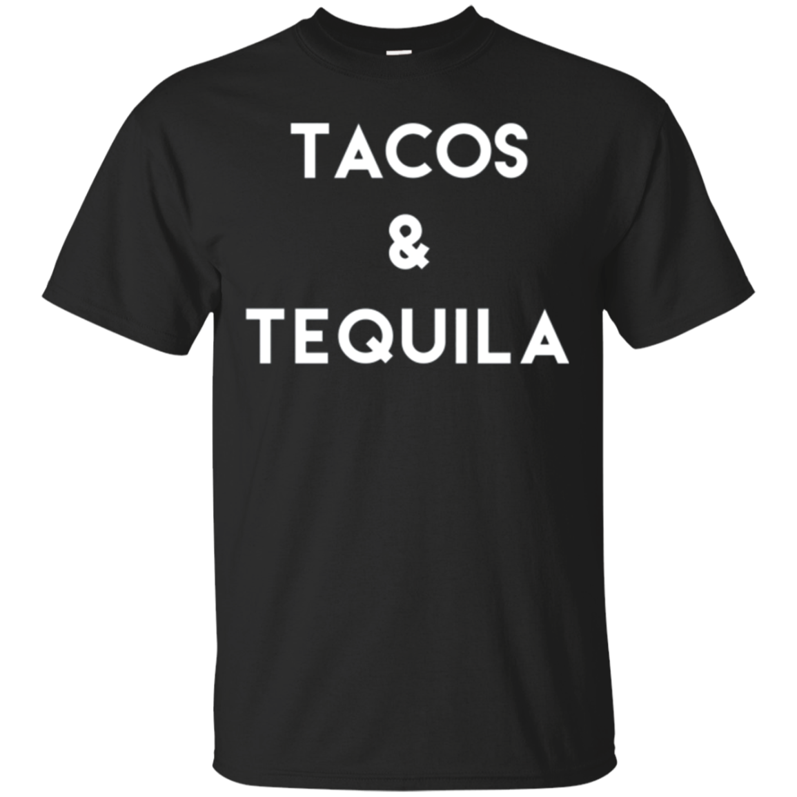 Fun Tacos And Tequila T-shirt