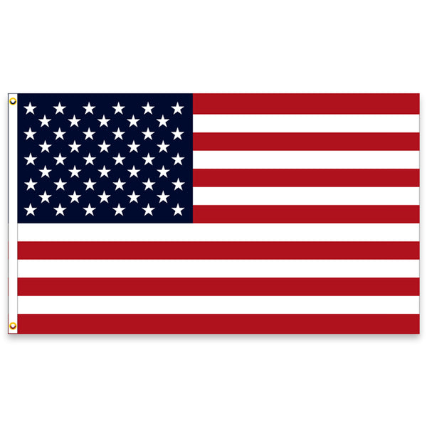American USA (Made in the USA) Premium 3x5 Flag