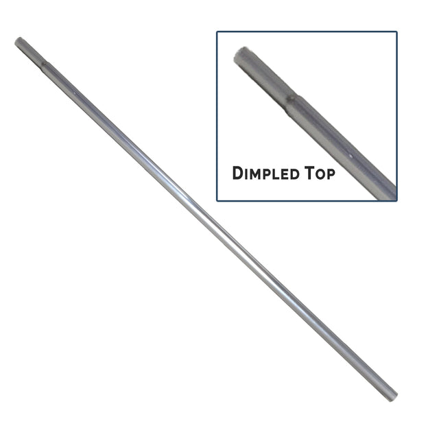 "Extension Section for Hybrid and Aluminum Poles (47"")"
