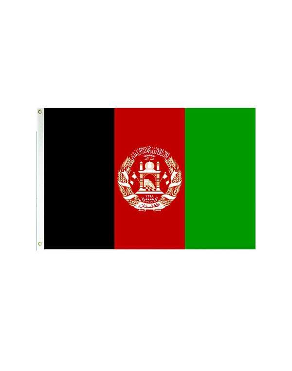 Afghanistan 3x5 Polyester Flag